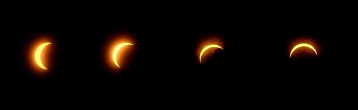 Solar Eclipse Timelapse
